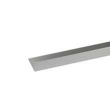 Perfil Cantos Diferentes Alumínio Anodizado Cromado 2mx1,5cm