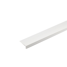 Perfil Cantos Diferentes PVC 1mx4cm