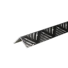 Perfil Grão de Arroz Alumínio 2mx3cm