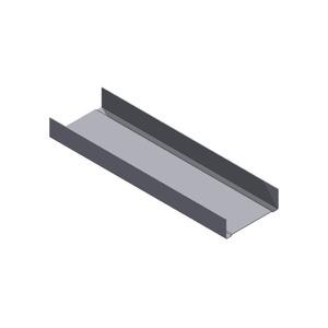 Perfil Guia Light Steel Frame Aço 89x0,8x3000mm Imecon