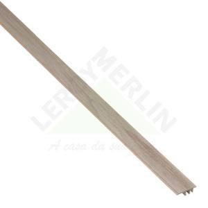 PERFIL PISO PAREDE PVC COMP 180,00 CM LARG 3,00 CM ESPES 0,97 CM EUCAFLOOR
