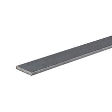 Perfil Plano Aço 1mx1,2cm