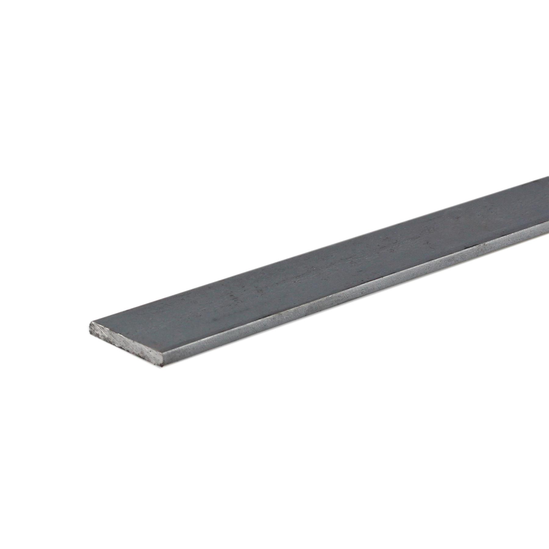 Perfil Plano Aço 1mx1,4cm