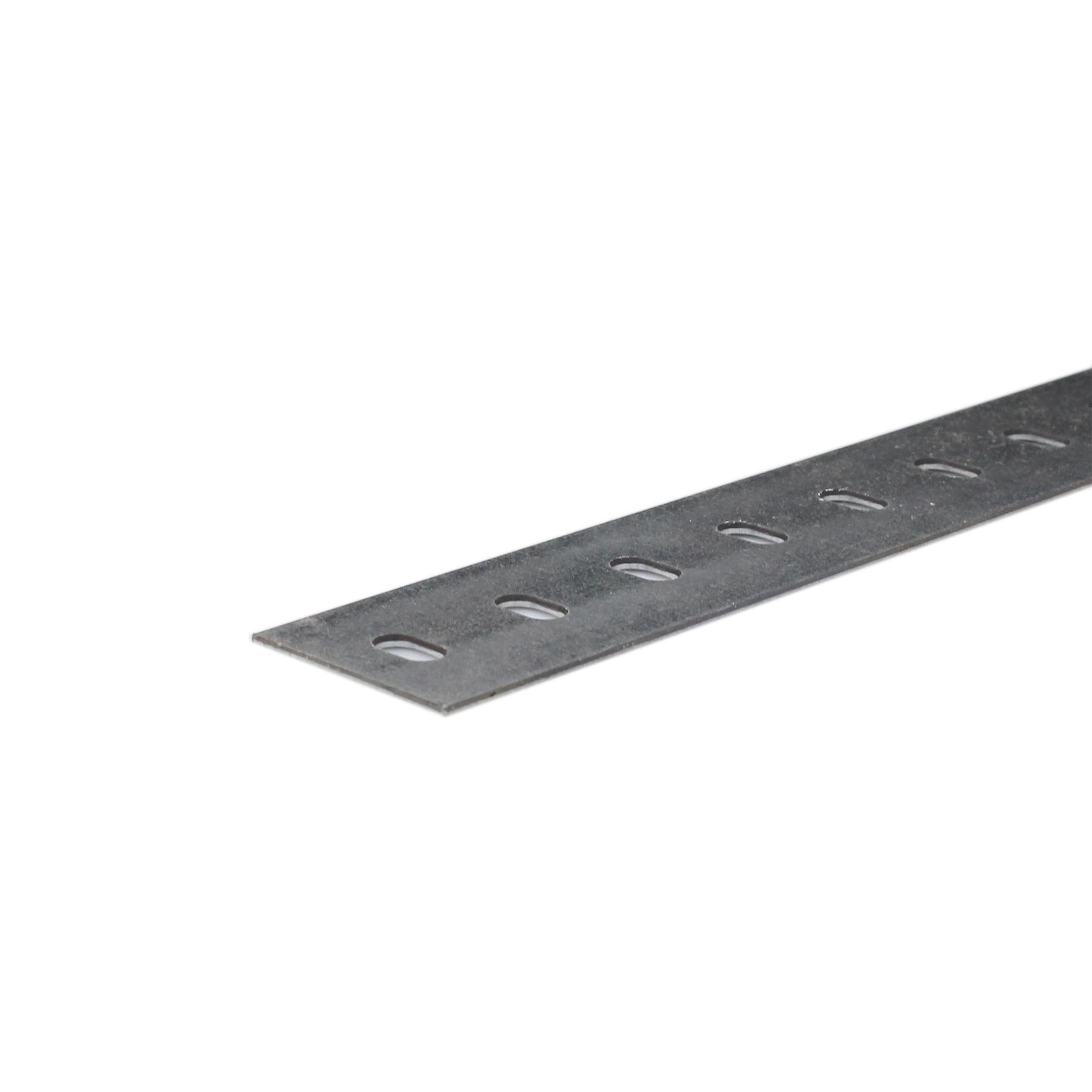 Perfil Prateleira Aço Galvanizado 1mx4cm