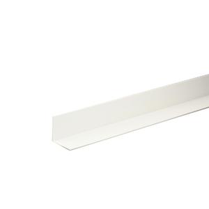 Perfil PVC Angular 2mx20x20mm