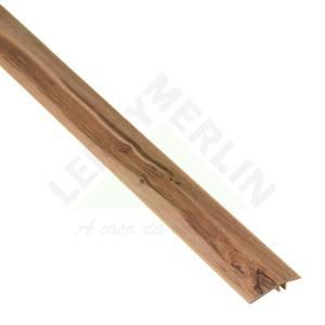 PERFIL REDUTOR PVC CARVALHO CORDOBA COMP 180,00 CM LARG 45,50 CM ESPES 0,97 CM TECNO EUCAFLOOR