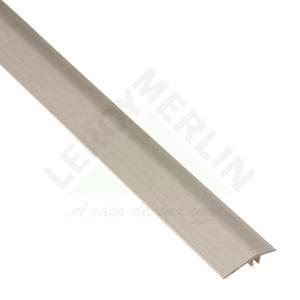 PERFIL REDUTOR PVC MARFIM PEROLA COMP 180,00 CM LARG 4,55 CM ESPES 0,70 CM TECNO EUCAFLOOR
