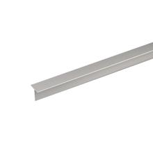 Perfil T Alumínio Anodizado 1mx15cm