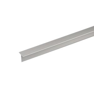 Perfil alum nio t 1mx15x15mm anodizado leroy merlin - Perfil aluminio anodizado ...
