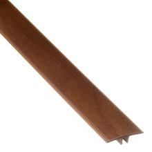 PERFIL T PVC IPE REAL COMP 180,00 CM LARG 3,40 CM ESPES 0,97 CM TECNO EUCAFLOOR