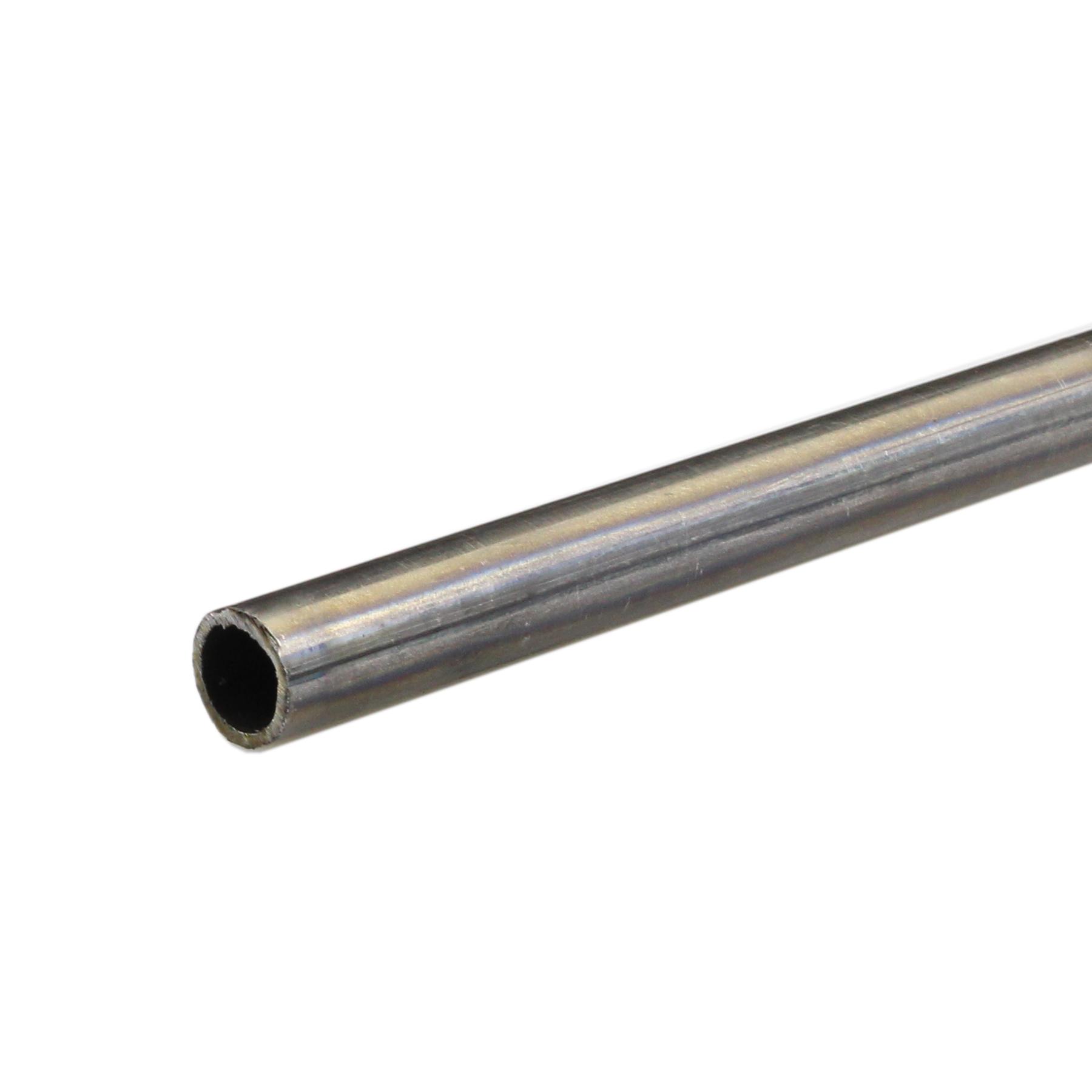 Perfil Tubo Redondo Aço 1mx2cm