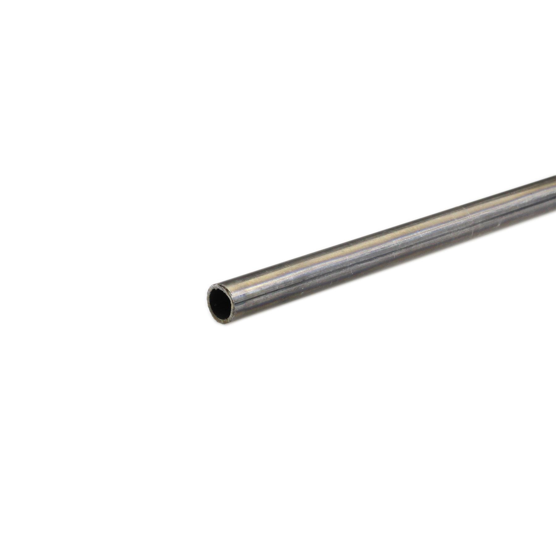 Perfil Tubo Redondo Aço 1mx3cm
