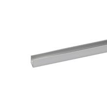 Perfil U Alumínio 1mx10cm