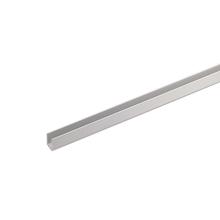 Perfil U Alumínio Anodizado 1mx8cm