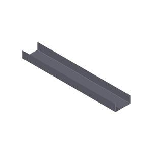 Perfil U Light Steel Frame Aço 3mx0,04mx0,95mm Imecon