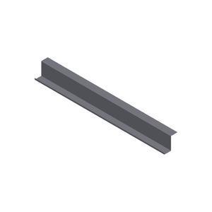Perfil Z Light Steel Frame Aço 6mx0,1mx1,25mm Imecon