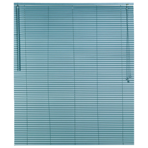 Persiana Basic Azul Celeste 1,30x1,20m