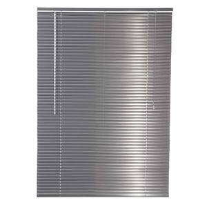 Persiana Horizontal Alumínio 25mm 1,20X2,20 Cinza Metálica Everblinds