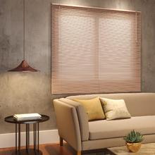 Persiana Horizontal Alumínio Inspire Dourada 1,60x1,40m