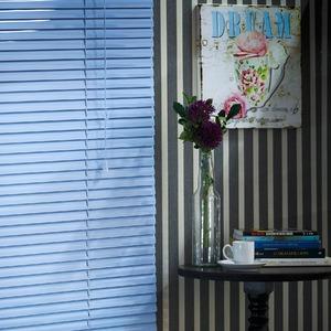 Persiana Horizontal Everblinds Azul 1,60x1,40m
