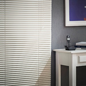 Persiana Horizontal Everblinds Bege 1,40x1,20m