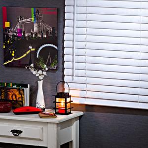 Persiana Horizontal Top Flex Branca 1,40x1,00m