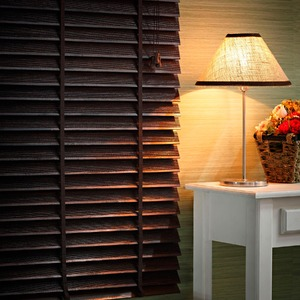 Persiana Horizontal Everblinds Carvalho 1,60x1,60m
