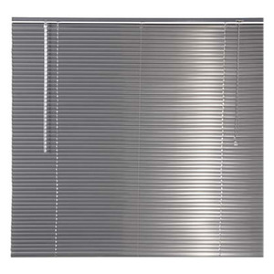 Persiana Horizontal Cinza 1,40x1,60m