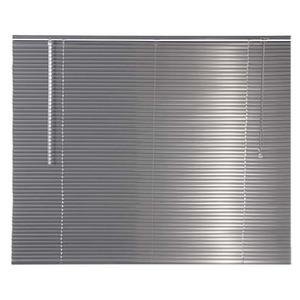 Persiana Horizontal Cinza 1,40x1,80m