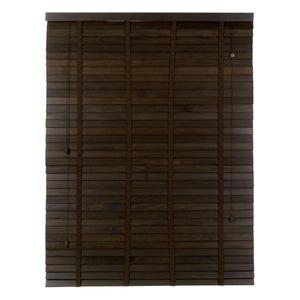 Persiana Horizontal Importada Inspire Wengue 1,60x1,20m