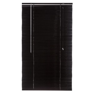 Persiana Horizontal Everblinds Preta 2,20x1,20m
