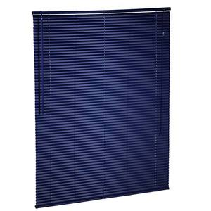 Persiana Horizontal PVC 2,5cm Azul 100x160cm