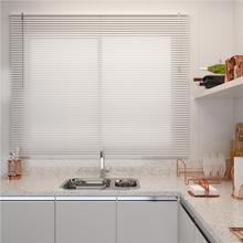 Persiana Horizontal PVC Basic Branca 1,60x1,30m