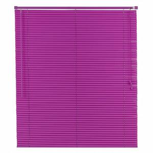 Persiana Horizontal PVC Lilás 1,20x1,40m