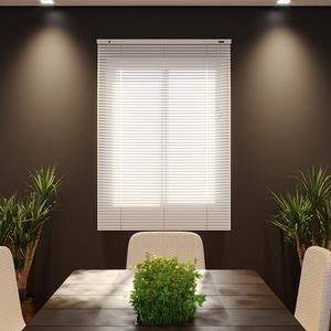 Persiana Horizontal PVC Off Branca 0,60x1,30m