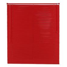 Persiana Horizontal PVC Vermelha 1,20x1,40m