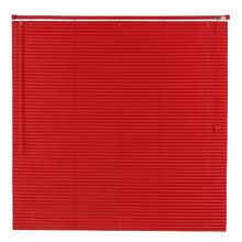 Persiana Horizontal PVC Vermelha 1,40x1,40m