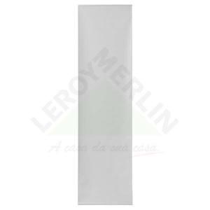 Persiana Painel Tela Solar Tecido 0,60x2,20m Cinza Tecnarte