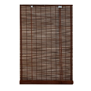 Persiana Rolô Bambu Dijibouti Chocolate 0,60x0,80m