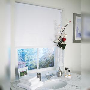 Persiana Rolô Blackout Branca 1,60x1,60m