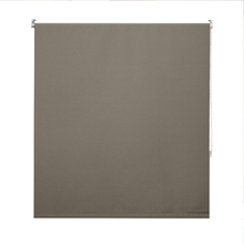 Persiana Rolô Blackout Taupe 1,60x1,60m Inspire