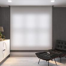 Persiana Rolô Tela Solar Inspire Branca 2,20x2,40m