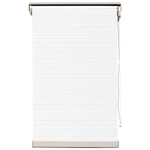 Persiana Rolô Texturizada Branco Sob Medida (por M²) Columbia