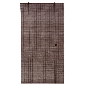 Persiana Rolô Everblinds Zebrano 1,60x0,80m