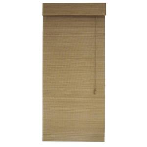 Persiana Romana Bambu Bege 1,80x1,60m