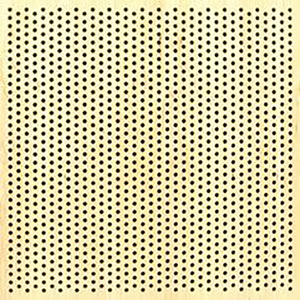 Persiana Sob Medida Horizontal Perfurada 10538 Dourado