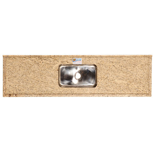 Pia para Cozinha de Granito  Venturini  0,02x0,55x1cm