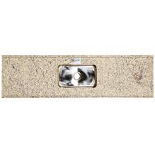 Pia para Cozinha de Granito Venturini  0,02x0,55x1,5cm