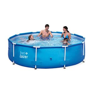 Piscina armar redonda 5000l belfix leroy merlin - Gresite piscinas leroy merlin ...