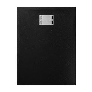 Piso Box 0,035x1,2x0,9m Gamma Preto Sensea